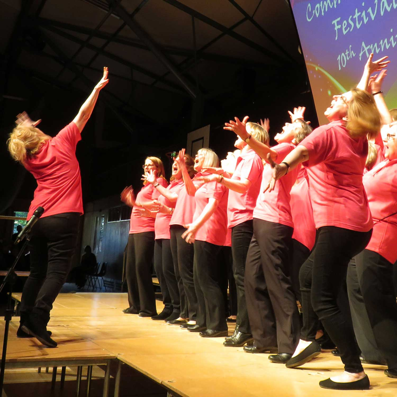 What's on at Newton Regis Village Hall - Barberama! Women's Barbershop Chorus