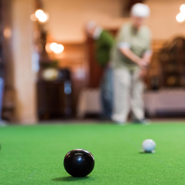What's on at Newton Regis Village Hall - Thistle Bowling Club