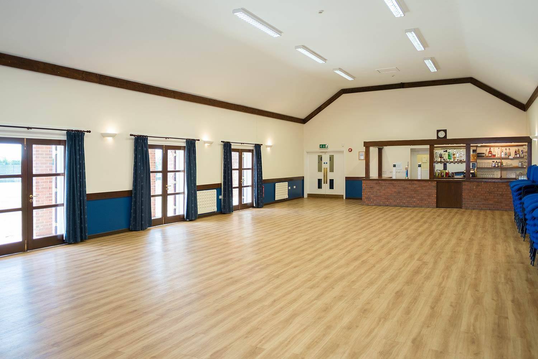 Newton Regis Village Hall Facilities Floor Plans 3963