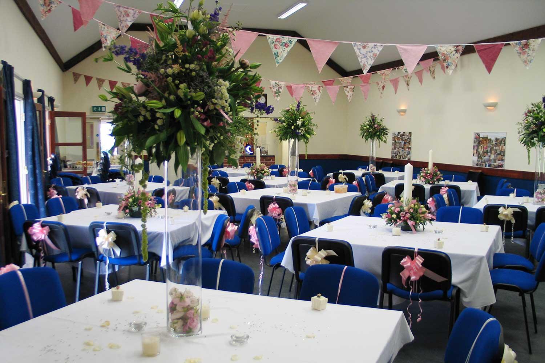 Newton Regis Village Hall - Wedding Reception Venue 4144